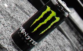Monstre, energi, boire,