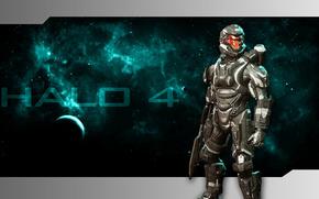 game, Warrior, Halo 4