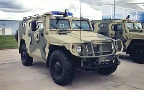gas, tiger, armored car