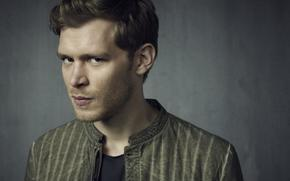 Joseph Morgan, The Vampire Diaries, serie, Claus