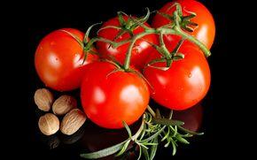vegetables, food, Nuts