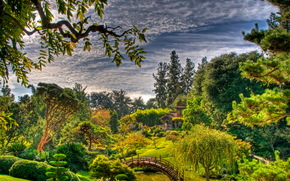 Giardini, San Marino, California, Stati Uniti d'America, giapponese