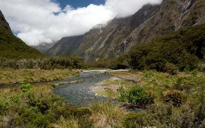 Montaas, Nueva Zelanda, Naturaleza
