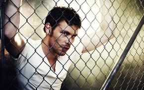 Joseph Morgan, The Vampire Diaries, serie, Claus, rejilla, neto, ver