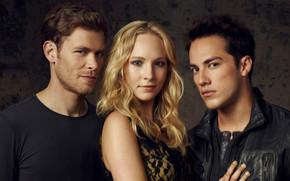 The Vampire Diaries, serie, Candice Accola