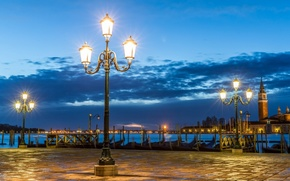 Italy, Venice, area