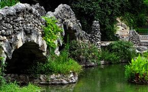 Giardini, giapponese, San Antonio, Texas