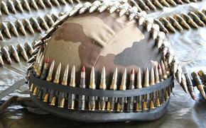 helmet, ammunition, Tape, training