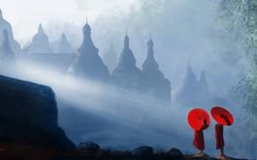 арт, Мьянма, храм