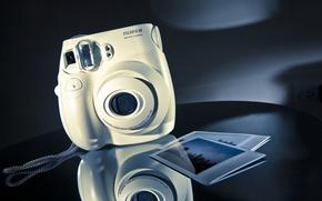 macchina fotografica, riflessione, foto, hi-tech