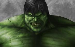 L'Incroyable Hulk, vert, mal, colre