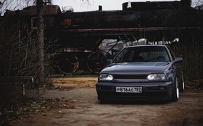 locomotiva, Volkswagen