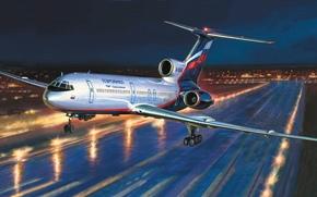 artwork, works of art, aircraft, aircraft
