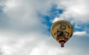 balloon, Sport, sky