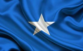 bandiera, Somalia, sfondo