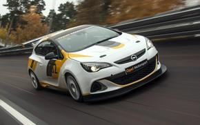 опель, движение, скорость, астра, Opel