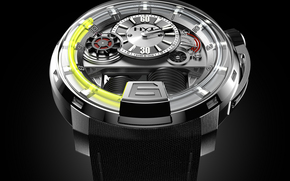 часы, watch, hyt, unleashes a masterpiece, with the h1 watch