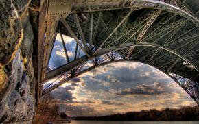 Bridges, strawberry, mansion bridge