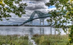 puente, Trois-Rivieres, Naturaleza