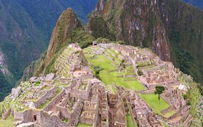 Peru, Machu Picchu, City of the Incas, ancient civilizations, mystery, riddle, legend, myth, force, beauty