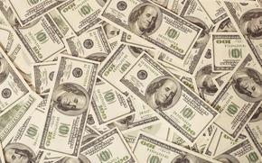 Benjamin Franklin, U.S., Money, Bucks, greens, Finance, currency, hundred