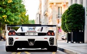 феррари, белый, Ferrari