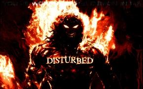 disturbed, alternative, daemon