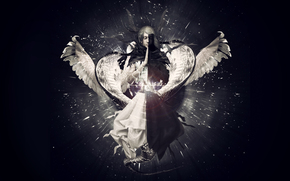 daemon, angel, Duplicity