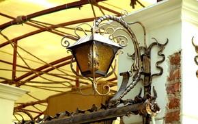 lantern, iron, patterns, forging