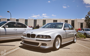 BMW, e39, m5, stanced, bbs, BMW, machine