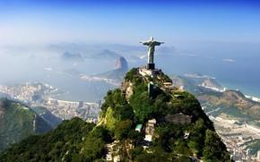 Рио-де-Жанейро, Христа Спасителя, Статуя