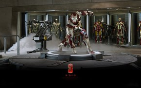 man of iron, Stark