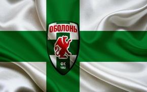 bandiera, Football Club, Obolon