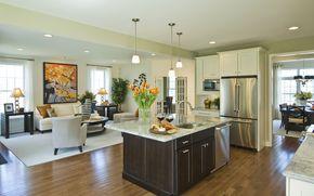 interno, stile, design, casa, appartamento, spazio vitale