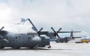 Military Sealift, plane, airfield, aviation