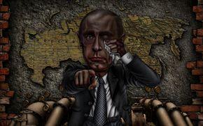 Putin, Rusia, tubo