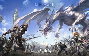 ruler, lineydzh, dragon, Lindvior, man, Elf, gnome
