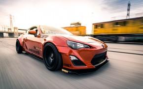 Vstago, Toyota, movimiento, Otras marcas