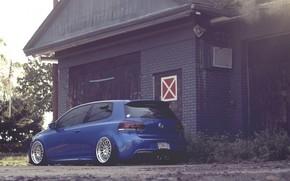 Volkswagen, golf, Volkswagen