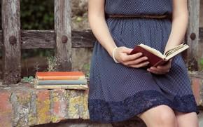 nia, Libros, fondo