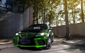 BMW, Tuning, front, bmw