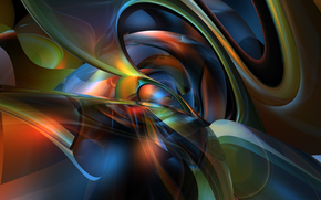 abstraccin, 3d, grficos