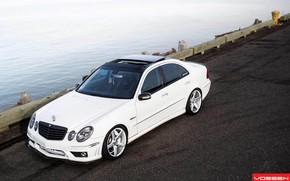 car, wallpaper, Mercedes, e-Class, Beautiful, machine, mercedes
