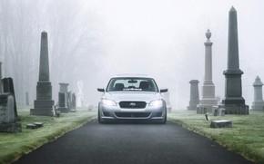 Subaru, Eredit, cimitero, nebbia, Subaru