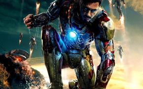 Iron Man 3, Robert Downey Jr., movie, film, Movies, movie