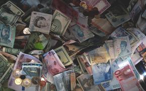 dinero, pas, dinero, notas