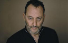 Jean Reno, ator, Francs, barba, retrato