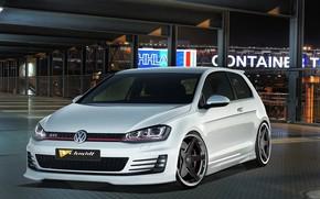 Volkswagen Golf, Sintonia, Volkswagen