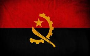 flag, Angola