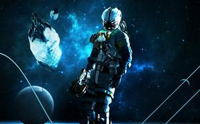 gioco, spazio, guerriero, Dead Space 3
